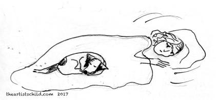 she-huddles-dog-cuddles