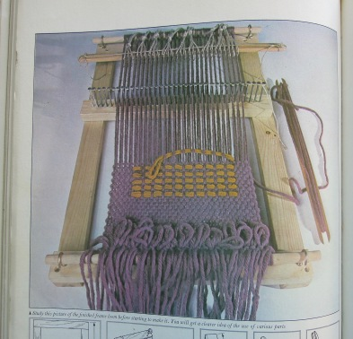 DIY Loom, Golden Hands