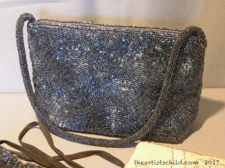 Beaded Evening Bag, China, 21st Century