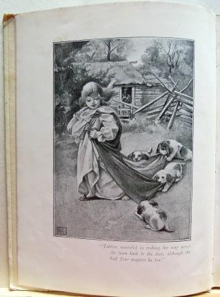 Frontispiece, Tattine by Ruth Ogden, circa 1901