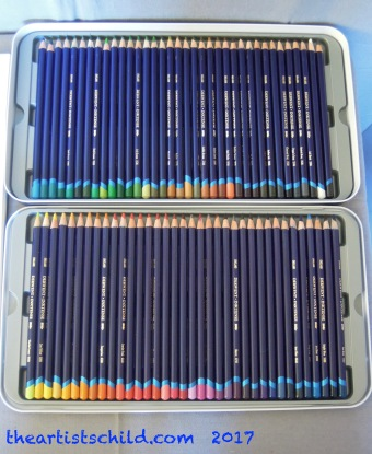Inktense Pencils