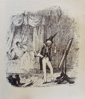 The Spectre of Tappington by John Leech?